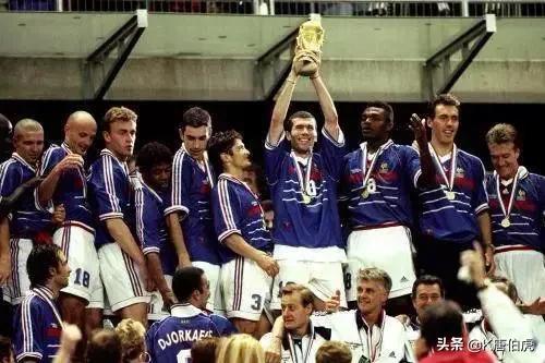 98世界杯决赛(1998年世界杯法国买通巴西)