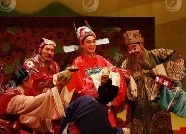 戏剧之乡——商洛花鼓