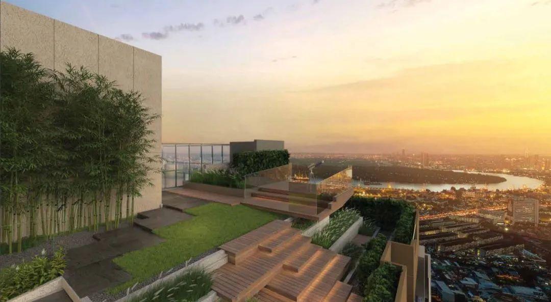 曼谷市场最火爆区域!通罗区OKA HAUS精装公寓