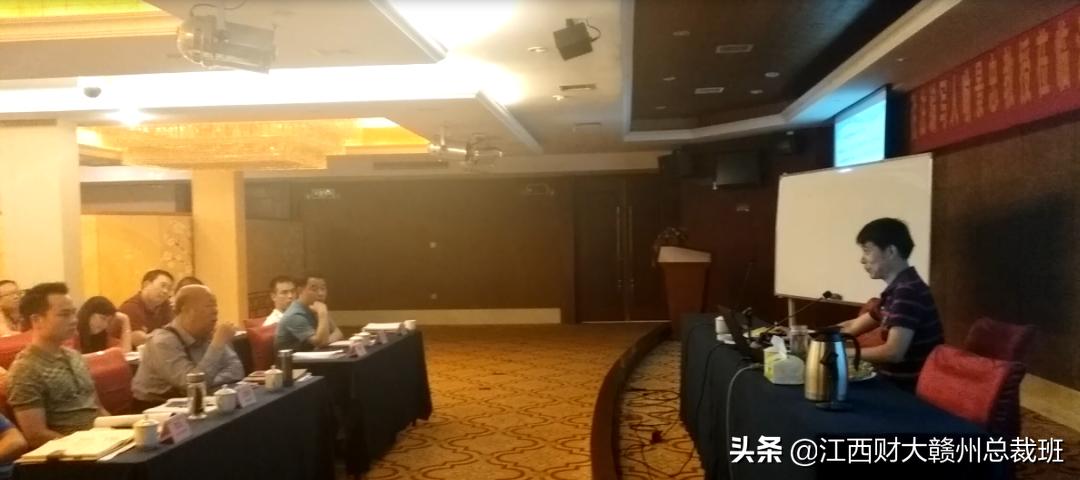 走访荣誉会长谢朗明企业——江西恒泰集团
