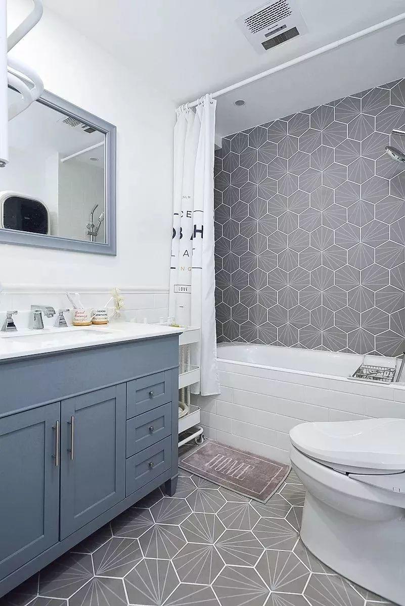 适合卫生间铺的地砖,都有哪些款?