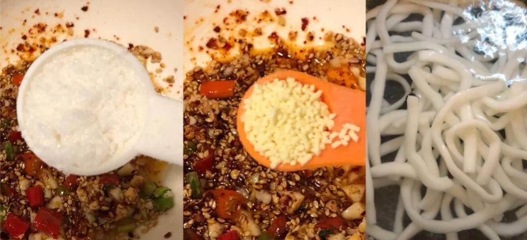 教你3分钟就能搞定的酸辣土豆粉,开胃又过瘾,简单零失败