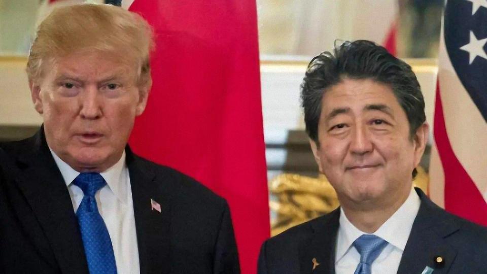 """在美国身上吃了大亏,日本想""""走自己的路"""""""