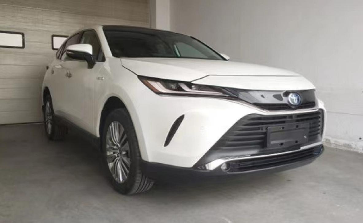 一汽丰田公布全新SUV车型中文名称——凌放