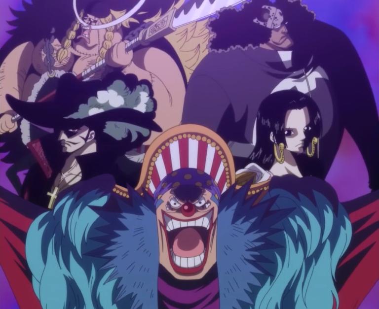 海賊王:七武海制度被廢除後,他們各自的賞金是多少?