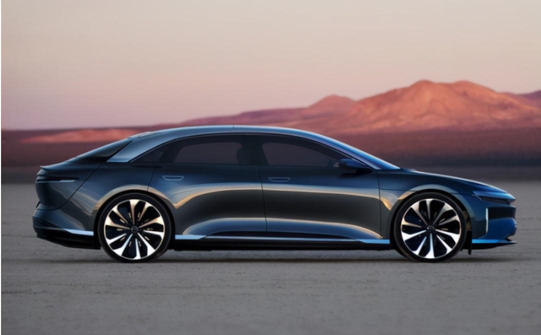 """国外版""""恒大汽车""""至今没有量产车型,估值高达100亿美元"""