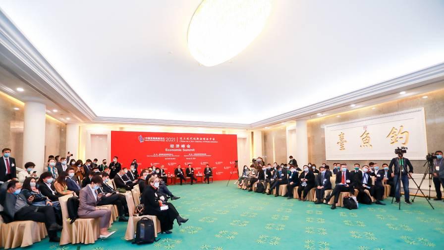 安利全球CEO潘睦邻:聚焦大健康赛道 助力健康中国建设