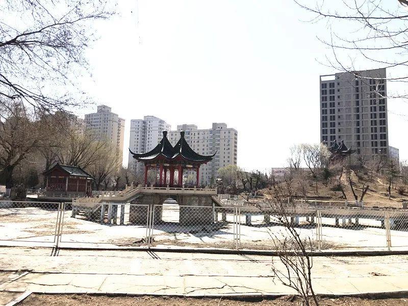 """八十岁的沈阳市老生态公园""""美肤""""十分变身"""