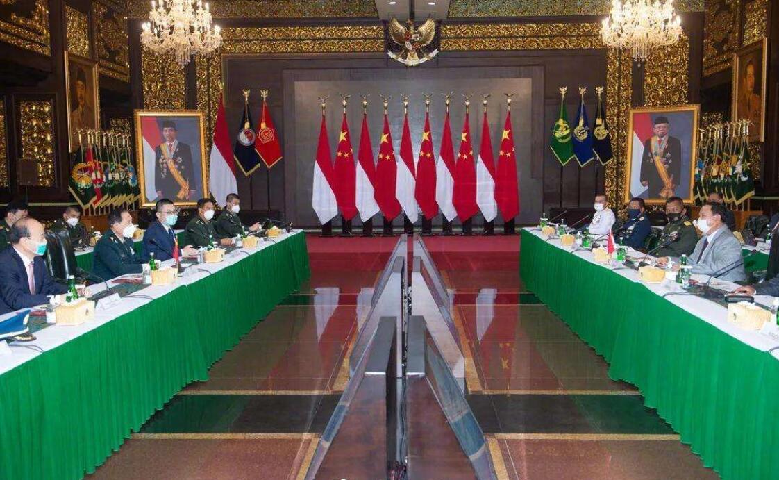 魏凤和就南海作重要表态后,印尼外长吐露心声:不愿卷入中美对抗