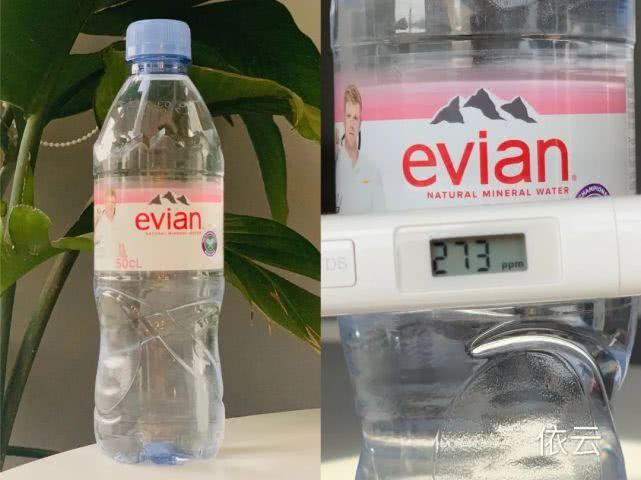 评测6款网络网络红人纯粹水,纯纯净度竟然比不上饮自來水?
