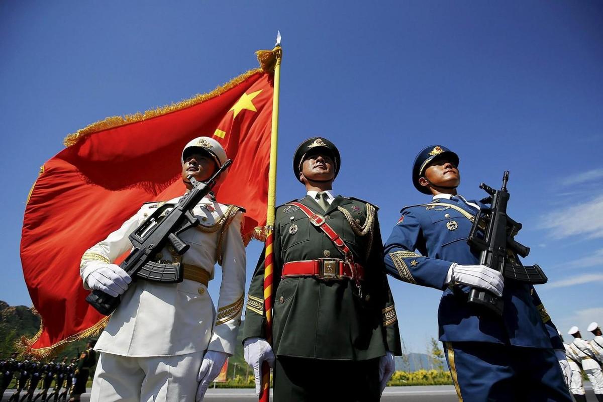 """美国后方起火了?美军前面锁定中国""""威胁论"""",后面美媒就拆台"""