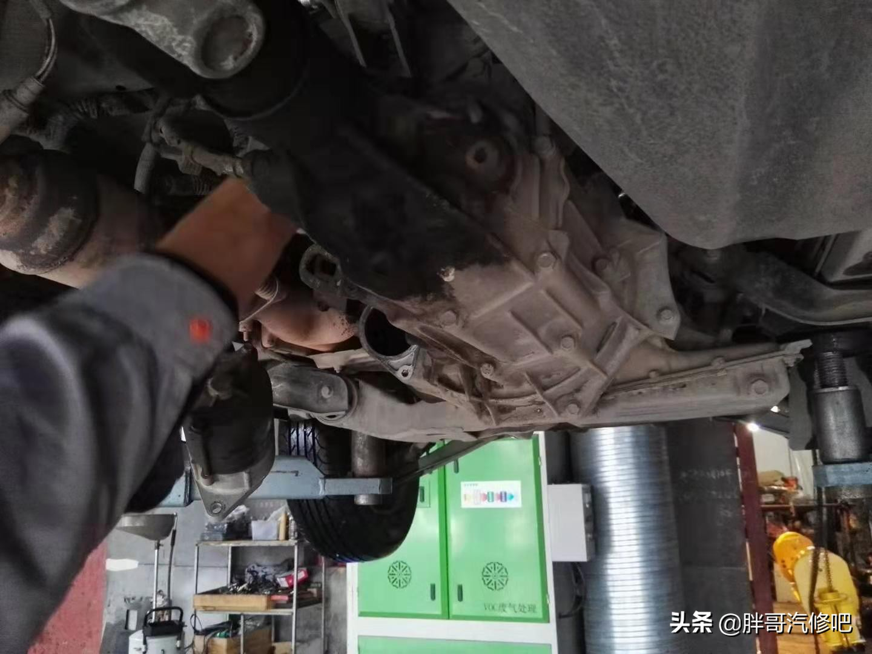 长安之星面包车离合器压盘断裂、导向轴承异响、发动机多缸失火综合检查