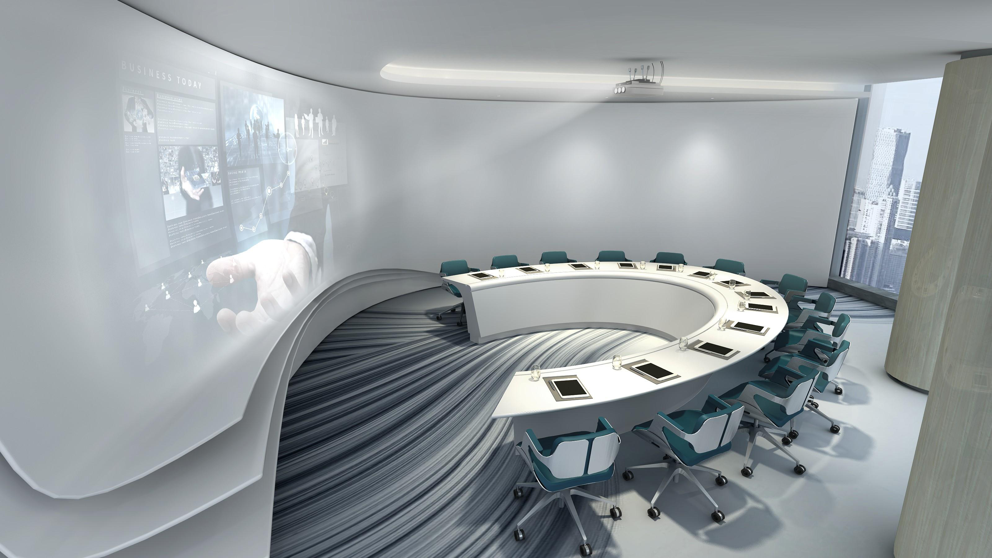 """这样装修办公室已经""""奥""""特了,美的设计大家喜欢,还得量力而行"""