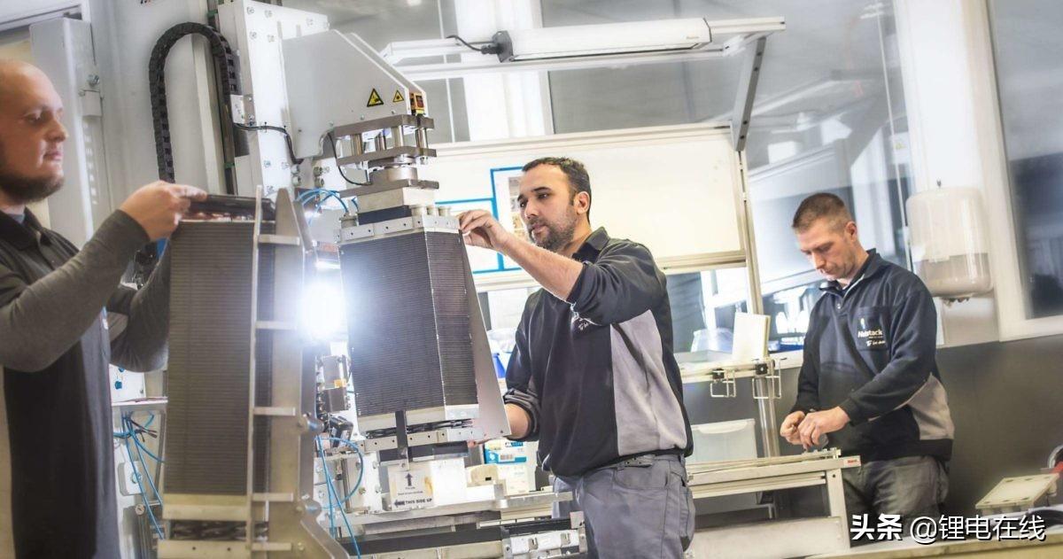 澳大利亚建造了第一个氢燃料电池工厂