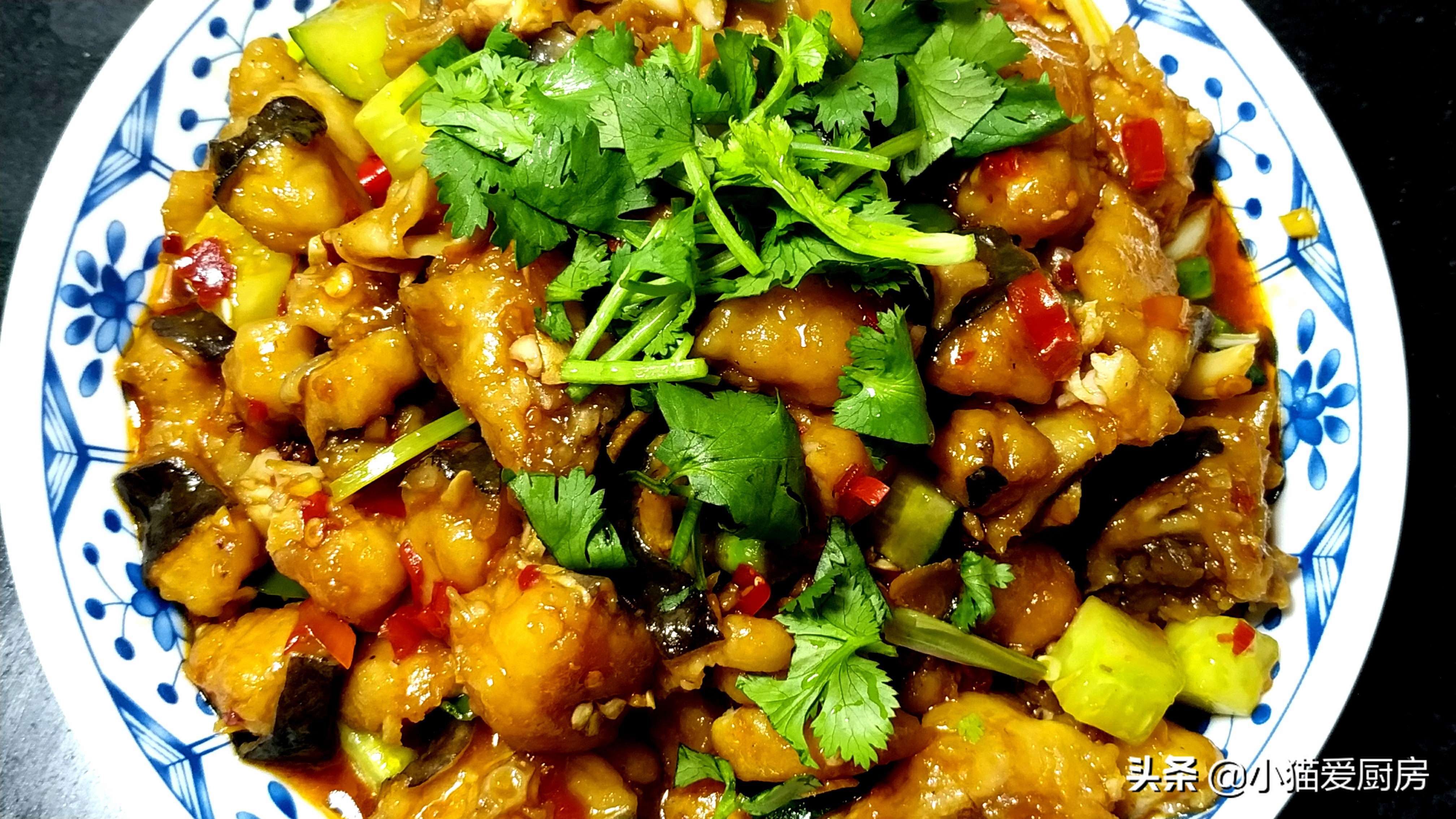 鱼肉的美味做法 味道香辣 下饭下酒的好菜 好吃的放不下筷子