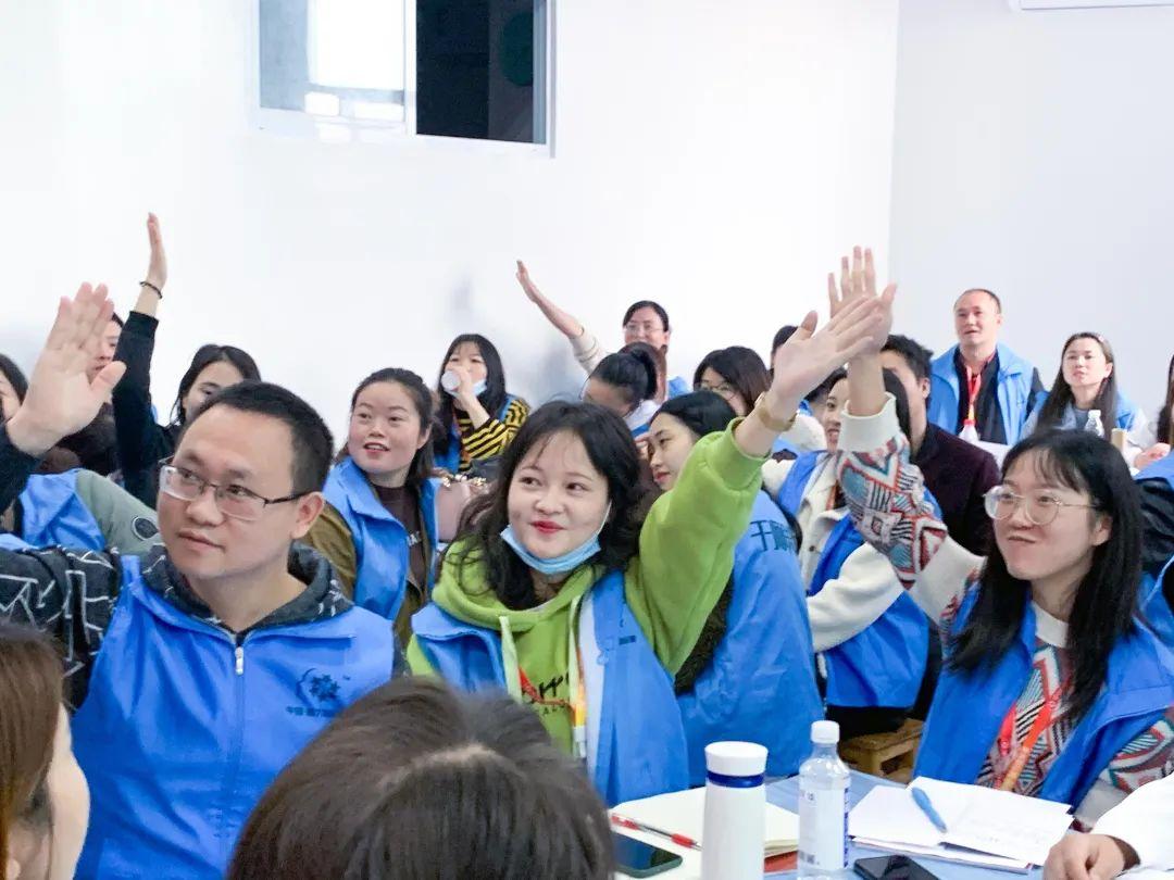优质师资培养,助力校区打造专业权威的师资队伍