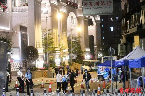 没人能管?香港两名美国驻港领事职员确诊新冠,拒绝隔离四处播毒!这个香港女局长出面发声:会严肃处理