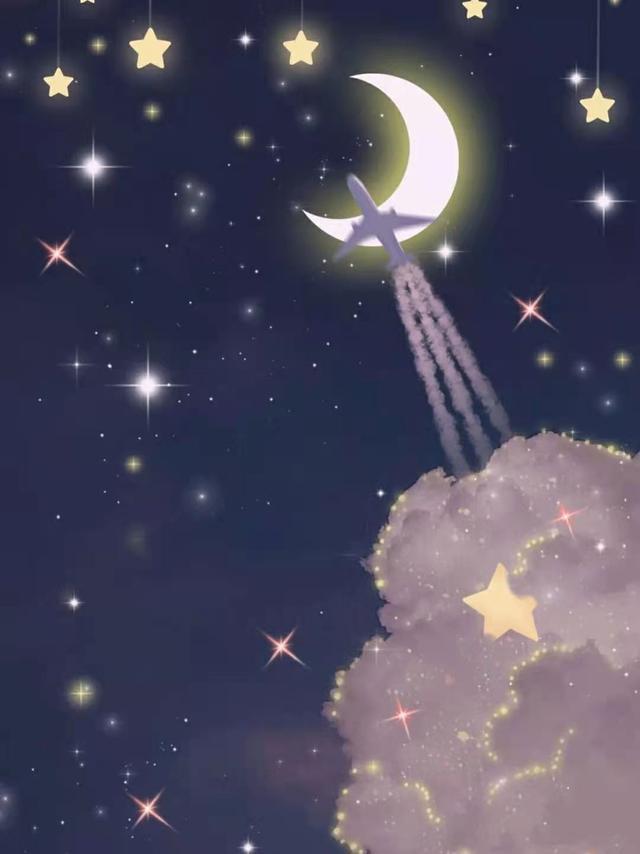 给对象留言的晚安句子,甜蜜撩人,哪一句撩动你的心?