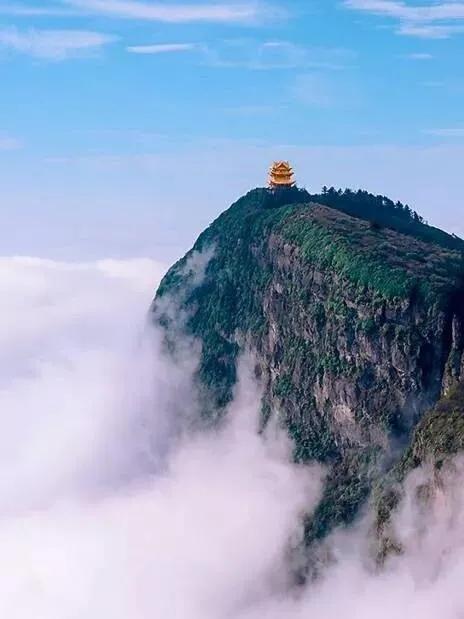 三山五岳,五岳都知道,但三山是哪三座呢