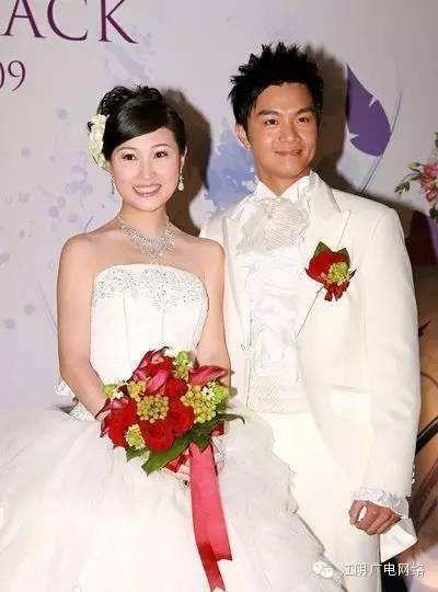 tvb胡诺言居然跟陈琪结婚了?胡诺言怎么看的上大三岁的陈琪