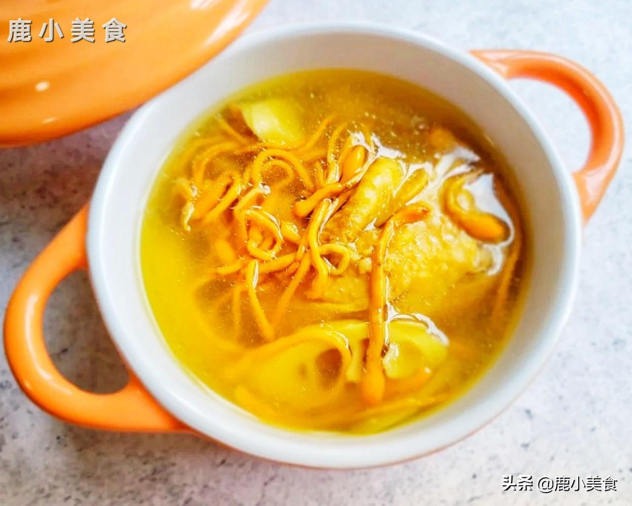 秋季干燥就该多喝汤!分享5道营