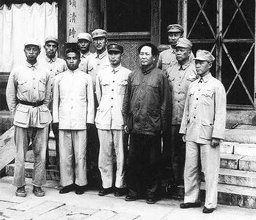 【党史博览】毛泽东建国四大方略