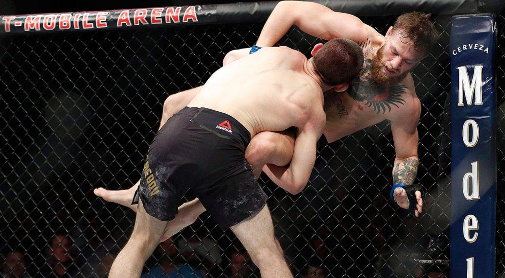 嘴炮小鹰明年4月二番战?嘴炮和UFC主席都渴望,小鹰却不愿意