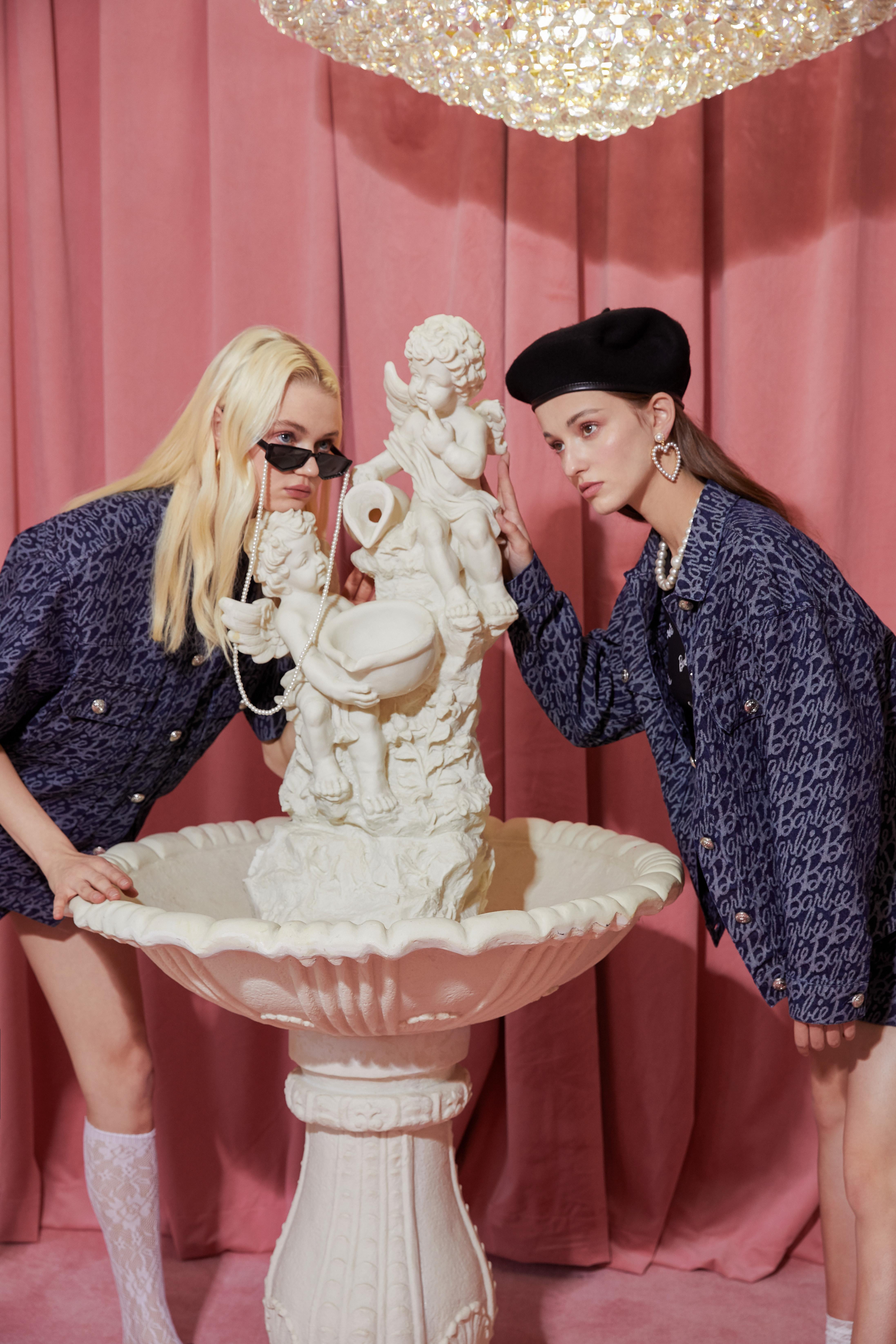 OZLANA x 芭比,公主品牌们的联名有多浪漫?