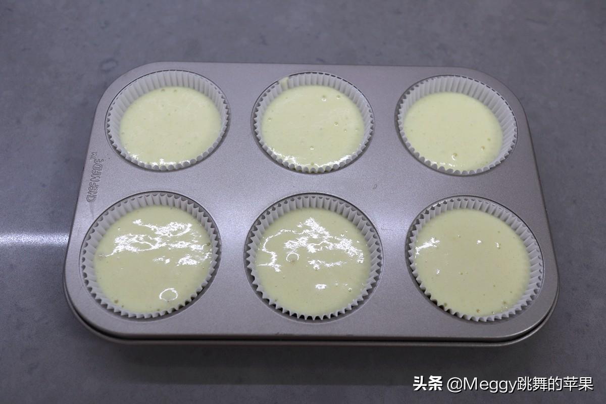 全蛋打發海綿蛋糕,比戚風易上手,零失敗,平整不開裂,香甜細膩