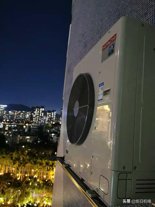 如何区分中央空调中的风管机与多联机?家用如何选择呢?