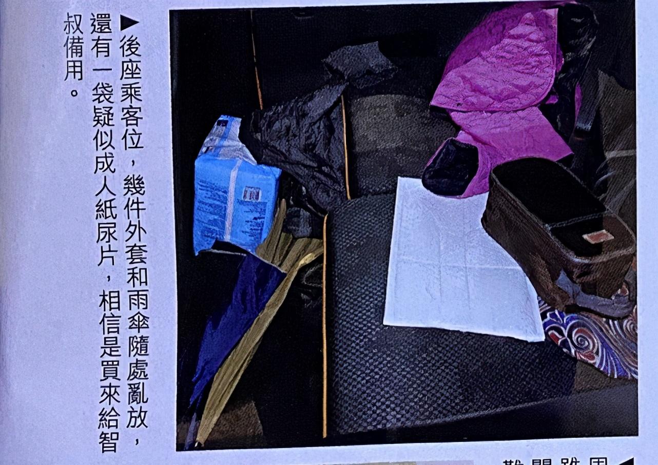 廖啟智遺孀守護丈夫細節:冷靜決定治療方案每天陪護為夫換紙尿褲