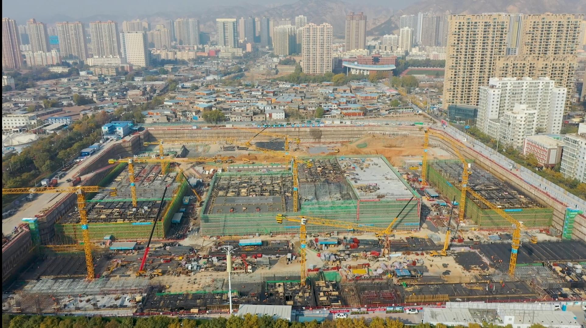 【精致兰州 品质安宁】安宁区:重大项目建设提速争先