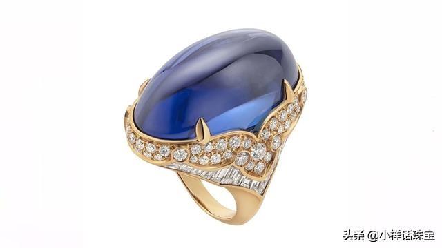 2020年宝格丽「Barocko」高级珠宝:重返巴洛克,致敬美好未来