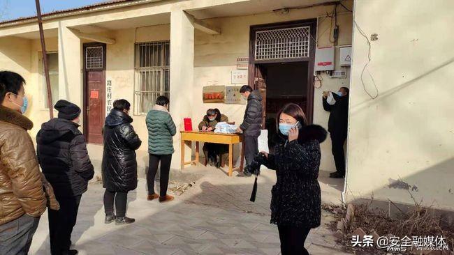 「点赞」青岛这家公司向馆陶县王桥乡路庄村免费发放口罩