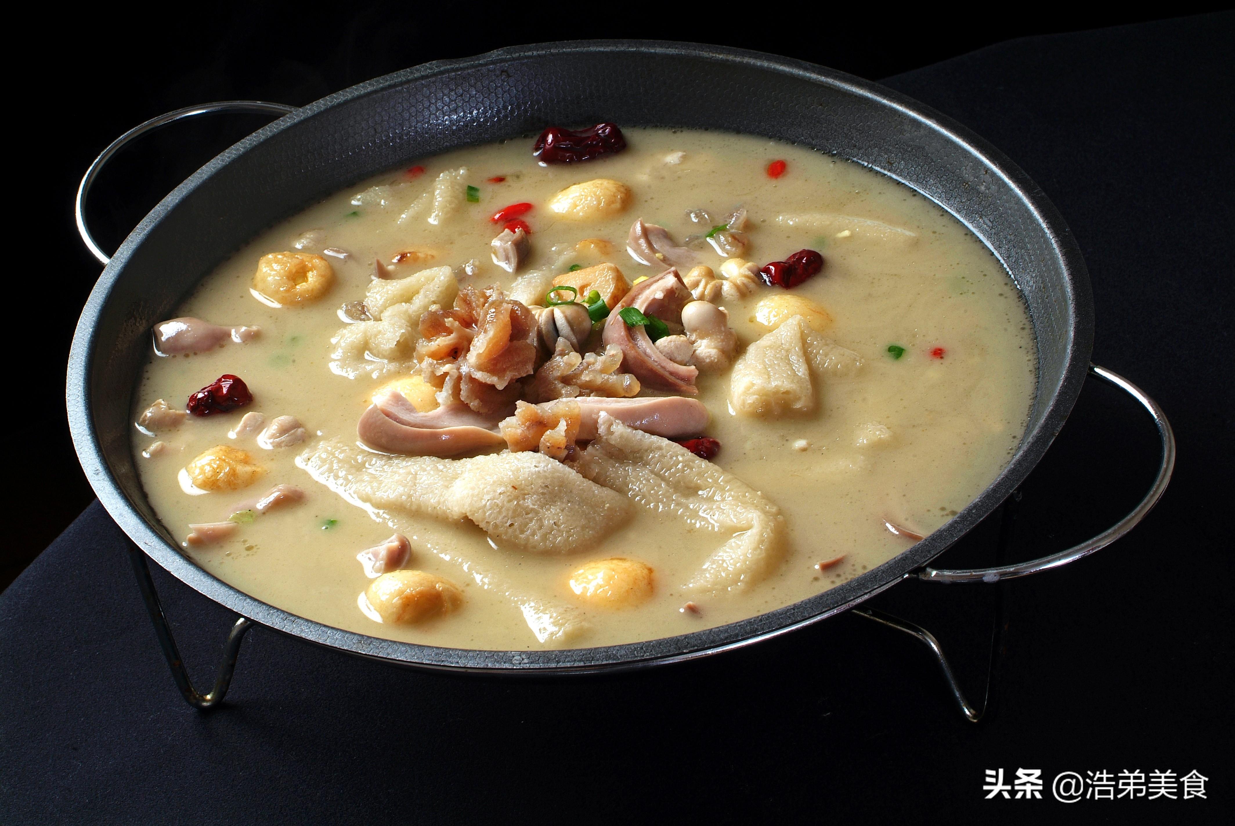 """厨师长分享:""""粤菜100道"""",其中还有10大广东名菜 粤菜菜谱 第27张"""