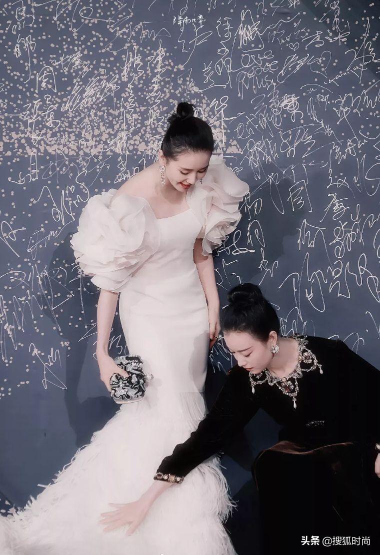 当刘诗诗的优雅碰上倪妮的高级,谁才是国民心中的女神?