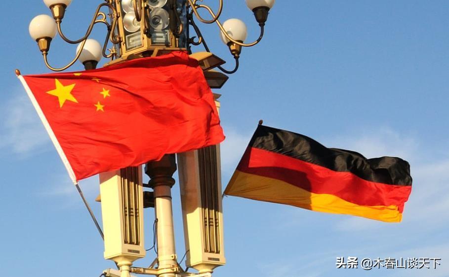 德国人对华发出了一个信号:南海也涉及欧洲利益
