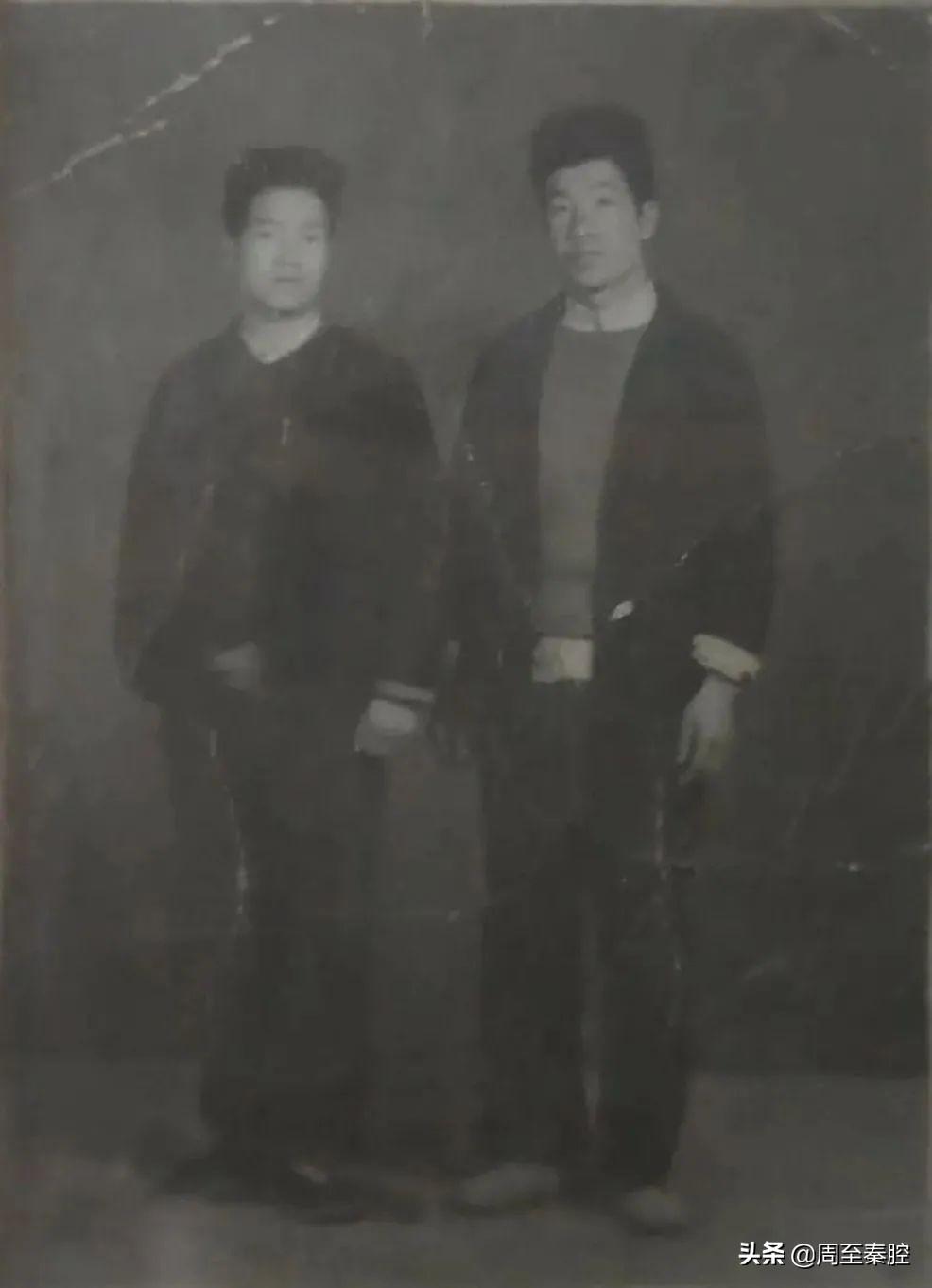 凤县剧团著名须生畅义成采访实录