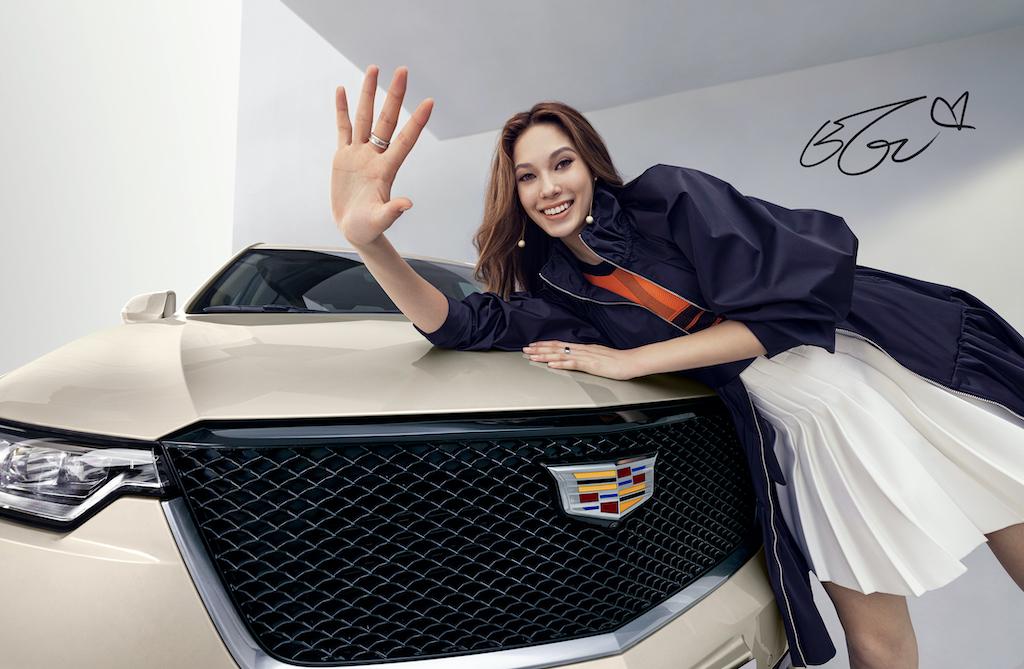 自由式滑雪运动员谷爱凌成为凯迪拉克品牌代言人