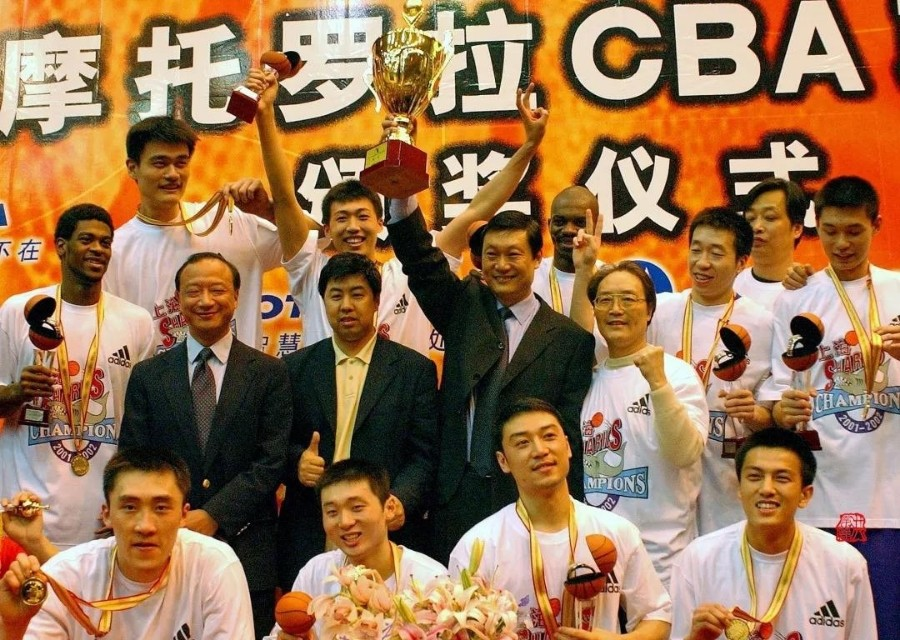 CBA至今已诞生7支总冠军队伍,哪个总冠军阵容实力最强?