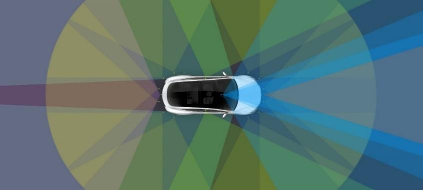 """设计以安全为先特斯拉""""T-talk""""深度讲解车辆安全性能"""
