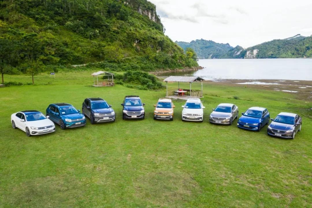 创新营销方式添翼 上汽大众大众品牌领跑车市