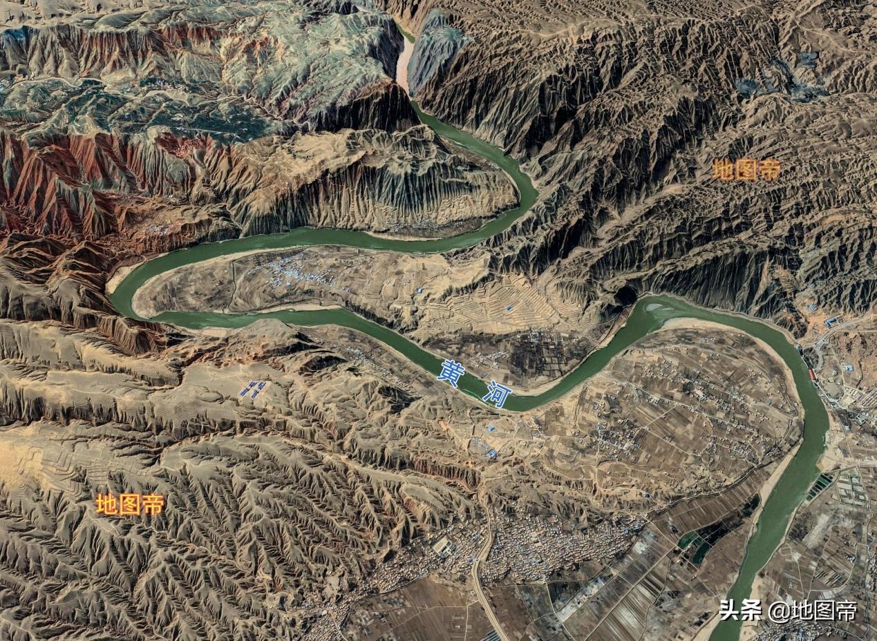 甘肃马拉松,黄河边的景泰县,是个什么地方?