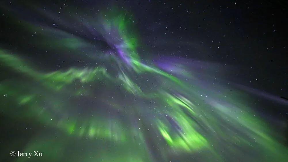 又到一年极光季,突然分外想念那满天散落的带电粒子