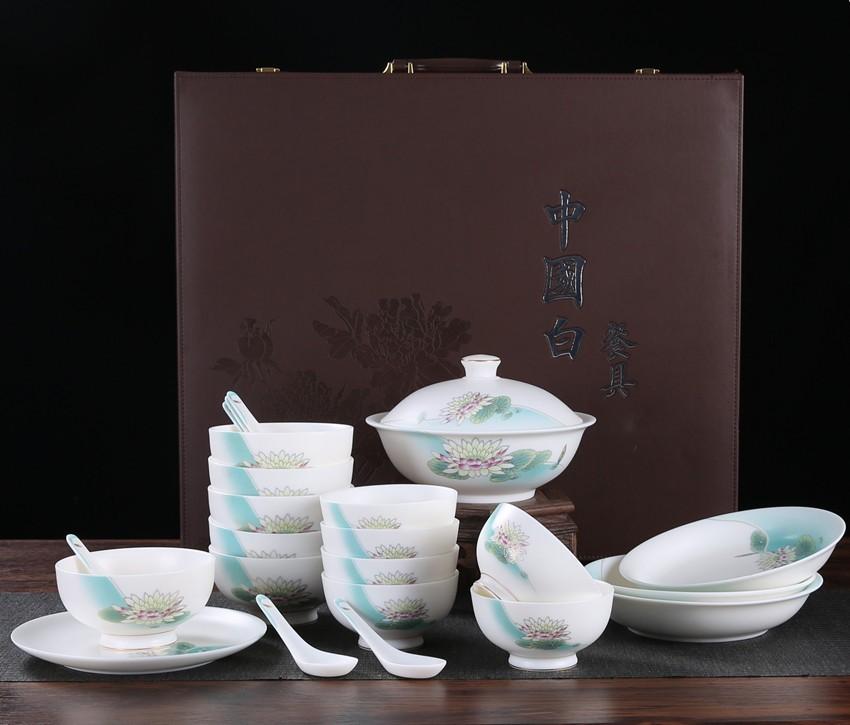 瓷都德化银鑫陶瓷打造中国白居家轻奢风范