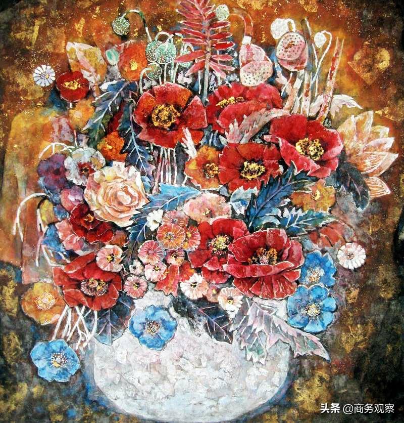 《时代复兴 沧桑百年》全国优秀艺术名家作品展——赵玉凤