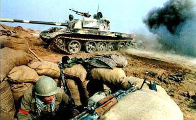 為什麼說兩伊戰爭拯救了中國的兵工廠?伊朗和伊拉克都購買不少