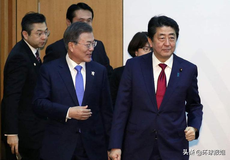 安倍晋三正式辞职,其他国家领导人怎么看?韩国的表态引人深思