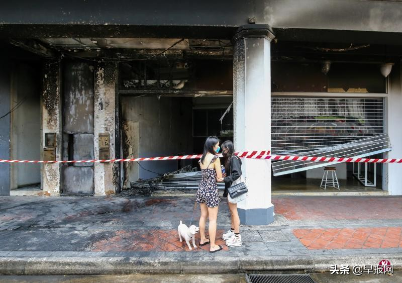 新加坡恐怖车祸!宝马深夜飙车起火五人惨死
