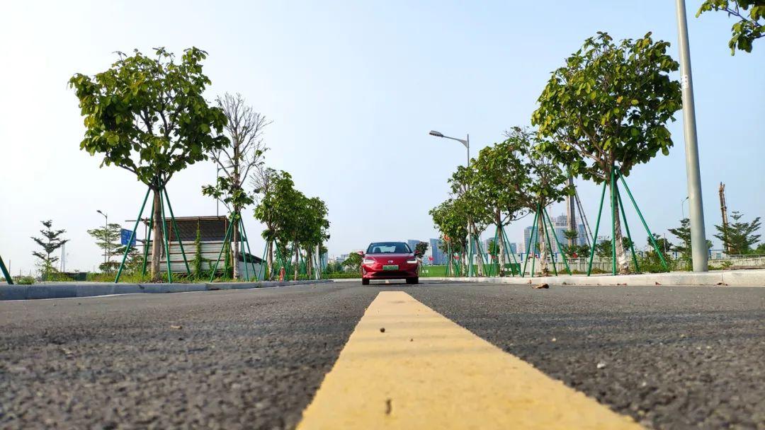 试驾iA5,广汽丰田首款纯电动轿车,续航510公里